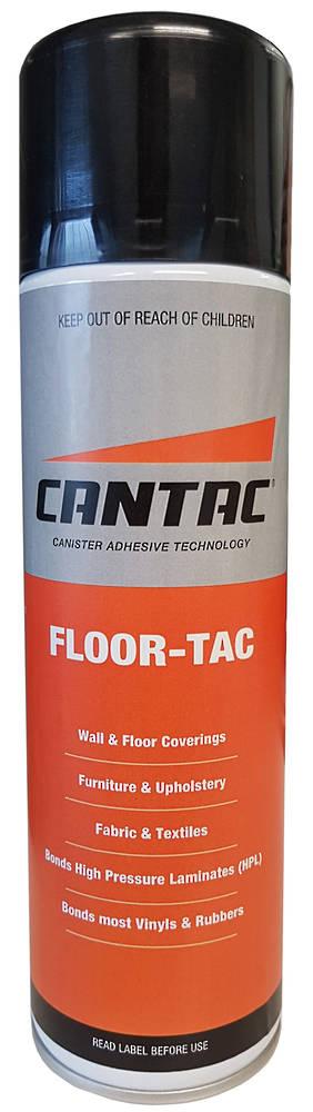 CANTAC FLOOR-TAC Aerosol Contact Adhesive 575ml