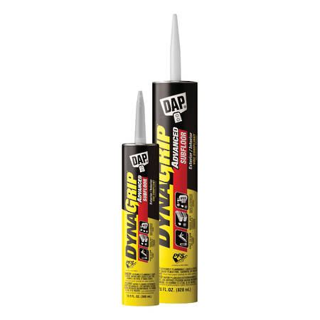 DAP DynaGrip Advanced Low VOC Sub Floor Adhesive 828ml