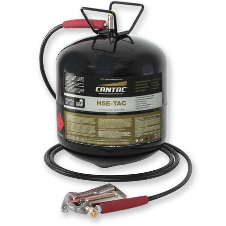 CANTAC HSE-TAC Canister Clear 13.6kg NON-TOXIC